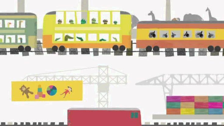 Luisterboek over vervoersmiddelen