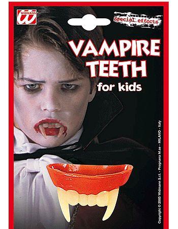 Vampier gebit voor kinderen