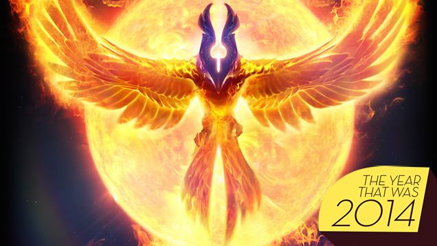 Phoenix from Dota 2