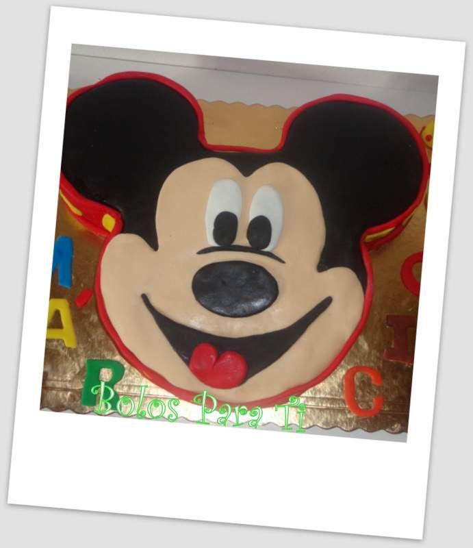 Bolo Mickey www.bolosparati.com