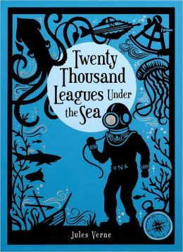 a reading report on twenty thousand leagues under the sea by jules verne Eight hundred leagues on the amazon by jules verne june 2009 including journey to the center of the earth and twenty thousand leagues under the sea.