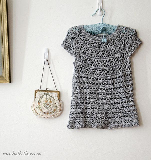 Carta Round-yoked Dress