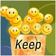 Home : Inspirational : Encouragement - Keep Smiling!