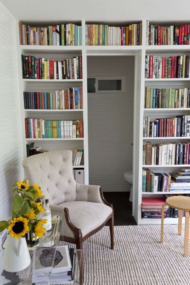 Small Library Room Decorating Ideas: 25 Cozy Small Home Library Design Ideas That Will Blow