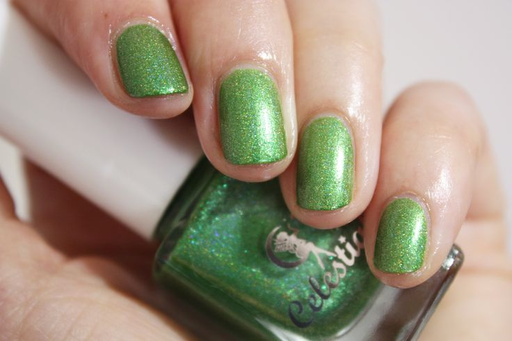 Key Lime Pie swatched by Haylee of @drydammitnails