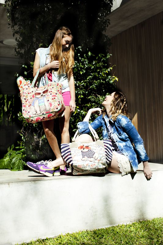 #simones #bags #summer #friends