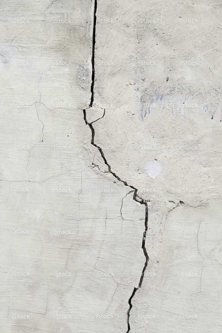 Cracked Concrete Wall stock photo 55632130 - iStock