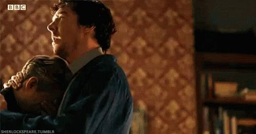 This is one of the most beautiful johnlock scene ever, It's all I've ever wanted to see