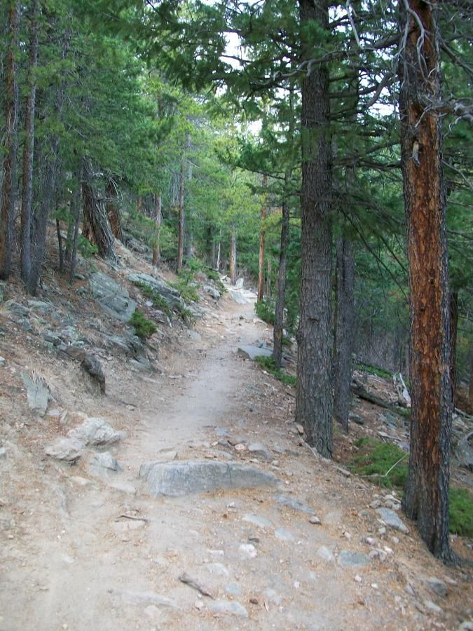 Best mountain bike trails near Denver.