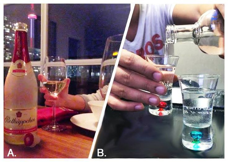 Cheers to Friday night, how will you celebrate, A or B? To be continued… #TGIF #SparklingWine #TheRealBubbly #SavourTheBubbly