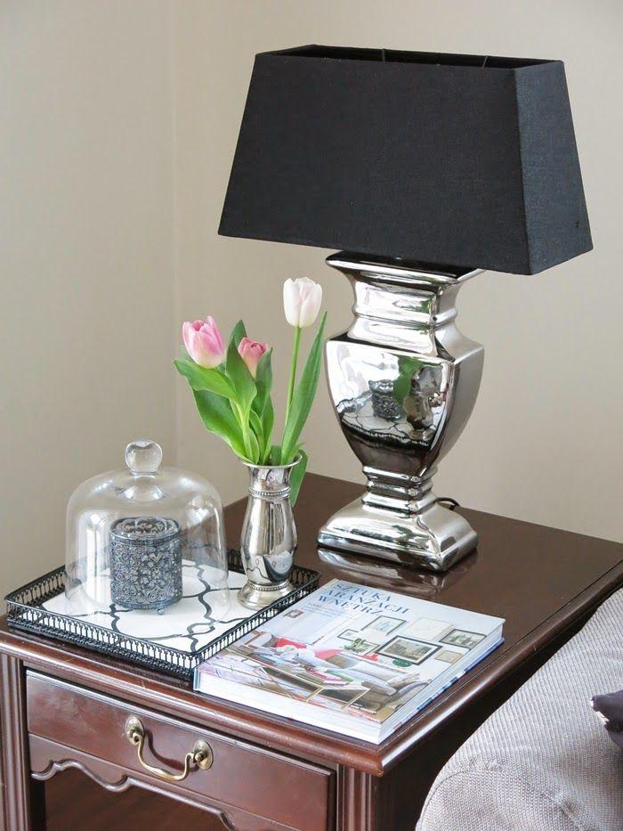 it's my life: Nowe czarne lampy / New black table lamps
