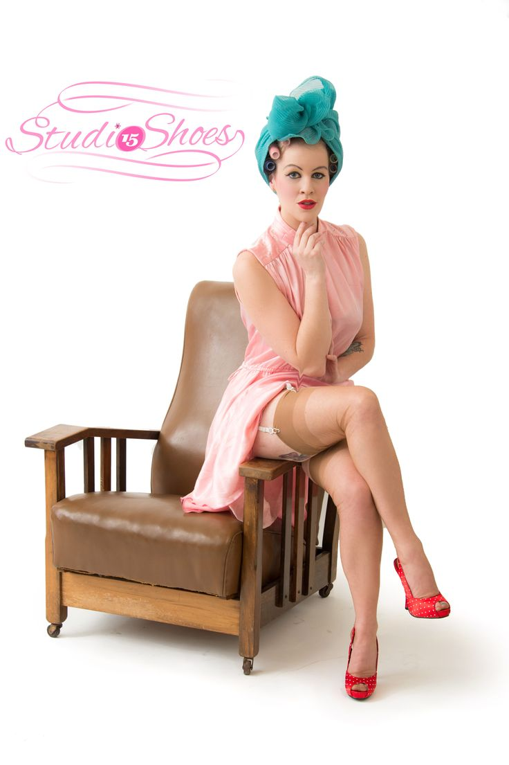 Pinup shoot by Bruce Jenkins Photography for Studio 15 Shoes #Pinup #BruceJenkinsPhotography #Studio15Shoes