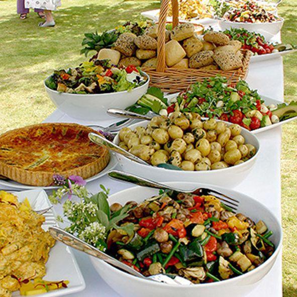 Food Displays Images On Pinterest