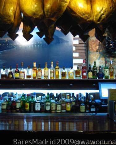 マドリッドのバル巡り Bares de Madrid 2009  #madrid #bares #マドリードのバル #マドリード #マドリッド