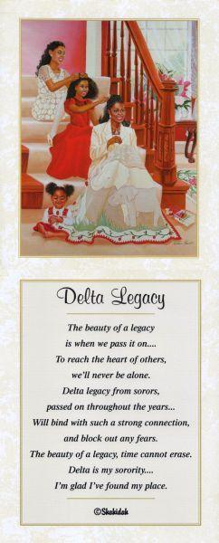 Delta Sigma Theta legacy