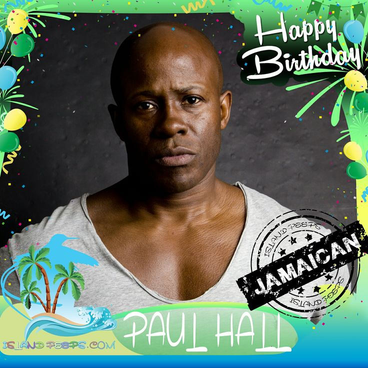 Happy Birthday Paul Hall!!! British born international soccer player of Jamaican descent!!! Today we celebrate you!!! #paulhall #islandpeeps #islandpeepsbirthdays #soccer #footballer #futbol