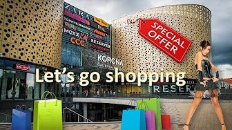 Learning Zone - YouTube spanish shopping centro comercial