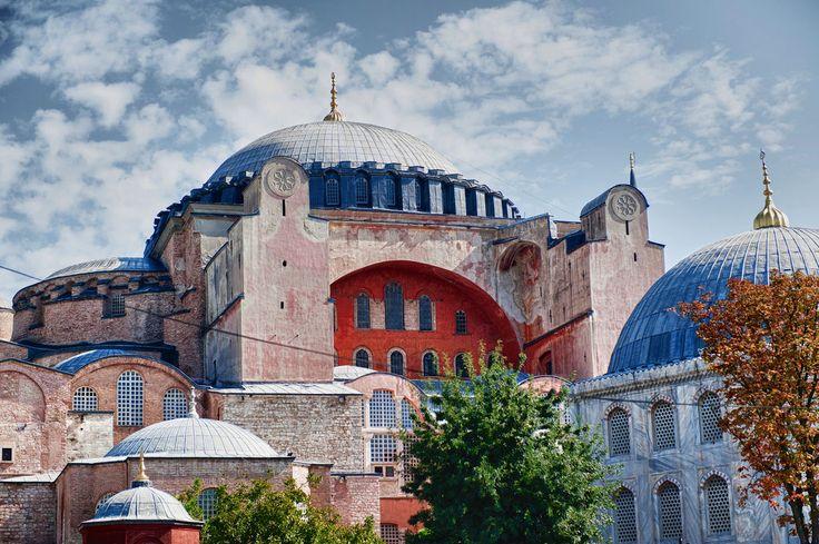 Hagia Sophia Museum  by TheTurkeyTours.com