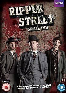 Ripper Street Season 2   Ripper-Street-Season-1-2-Complete-DVD-Box-Set-1-2-New-Latest-Series ...