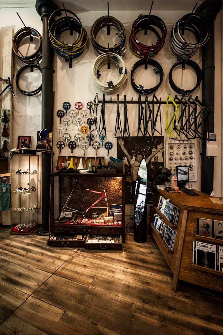 Best Kitchen Gallery: 483 Best Bike Shops Images On Pinterest Bicycle Store Cycle Store of Home Bike Shop Design  on rachelxblog.com
