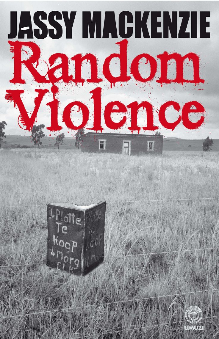 Random Violence by Jassy Mackenzie. The first of the Jade de Jong series.