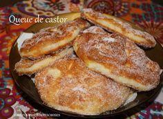 Il s'agit d'une pâtisserie faite à partir de pâte de blé entier qui ressemble à celle d'une gaufre. Cette pâte est étirée de façon à ressembler à une queue de castor, d'où le nom du produit. Elle est frite dans l'huile de canola. Elle peut être recouverte...
