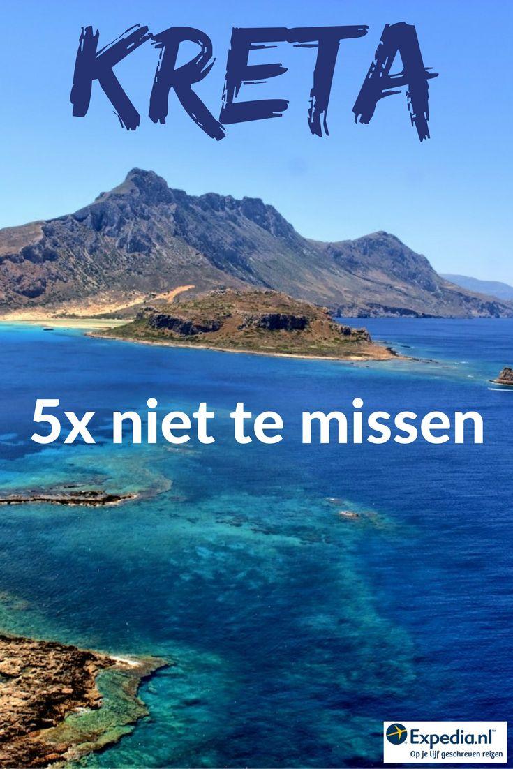 5x niet te missen aan de noordkust van Kreta    Expedia.nl