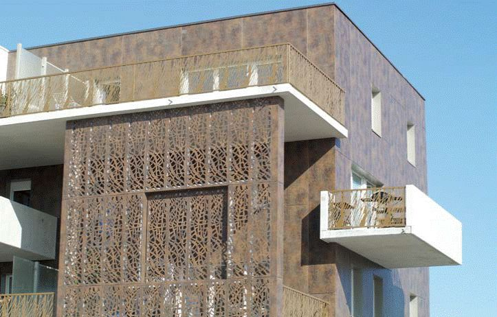 Fundermax Apartments 1 Gif 723 215 462 Perforated Facades