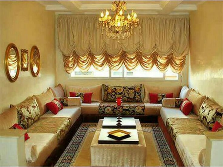 16 best salon images on Pinterest | Moroccan living rooms, Morocco ...