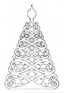 елка со звездами 2