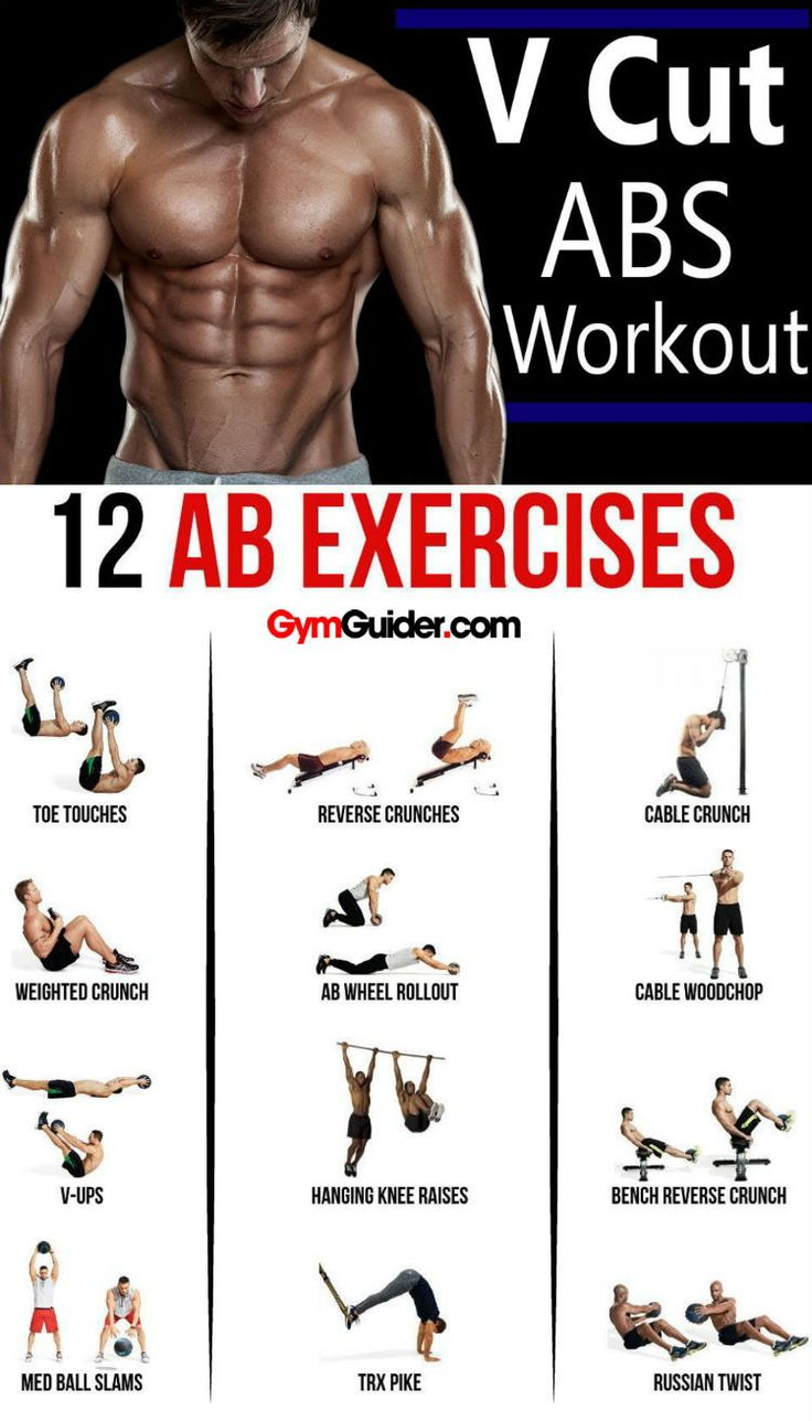 How To Get Abs Faster From The Workout That Will Upgrade Your Usual Exercises