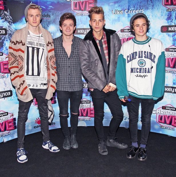 The Vamps interview! Watch the band answer our Christmas quiz questions