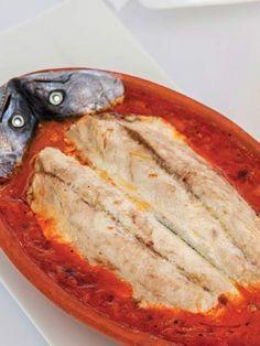 Kiremitte palamut Tarifi - Türk Mutfağı Yemekleri - Yemek Tarifleri