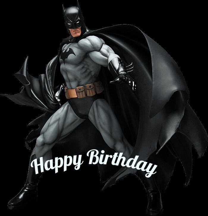 Поздравления от бэтмена