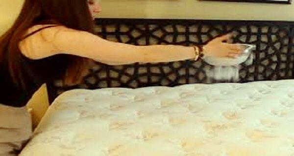 Pulire materasso ... Passiamo circa un terzo della nostra vita a letto. Ma sappiamo quanti germi, batteri e microrganismi proliferano nel nostro materasso danneggiando sottilme
