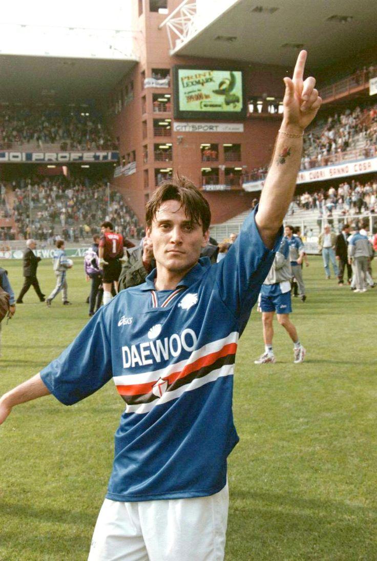 Vincenzo Montella (Sampdoria Genes)
