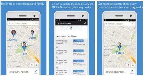 10 Aplikasi Pelacak Hp Android Yang Hilang Atau Dicuri Aplikasi Android