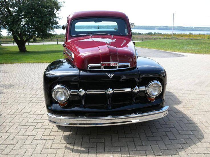 1951 mercury m1 pickup truck vintage goodness pinterest cars cars for sale and mercury. Black Bedroom Furniture Sets. Home Design Ideas