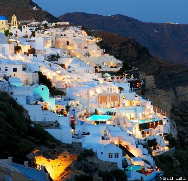 산토리니 - 그리스
