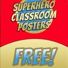 squash shoes price check Superhero Classroom Posters  C FREE