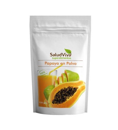 Papaya en Polvo