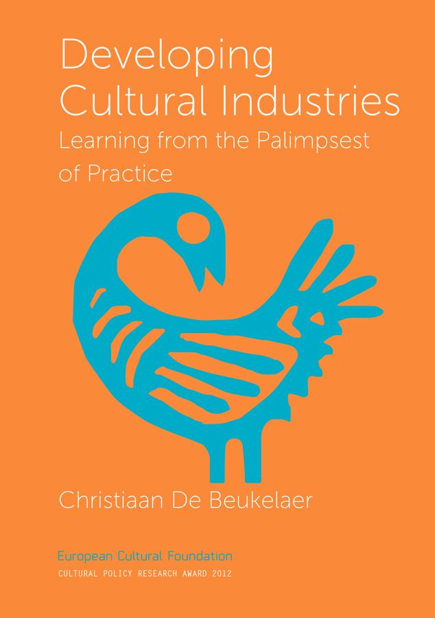 Exploring the connection between culture and broader goals of human development, this research focuses on cultural and creative industries in what is commonly referred to as 'developing countries'. Christiaan De Beukelaer offers a thorough exploration of how the concepts of cultural and creative industries are constructed and implemented across African countries and evaluates various policy implications of his findings. Download the book http://www.culturalfoundation.eu/library/cpra-2012
