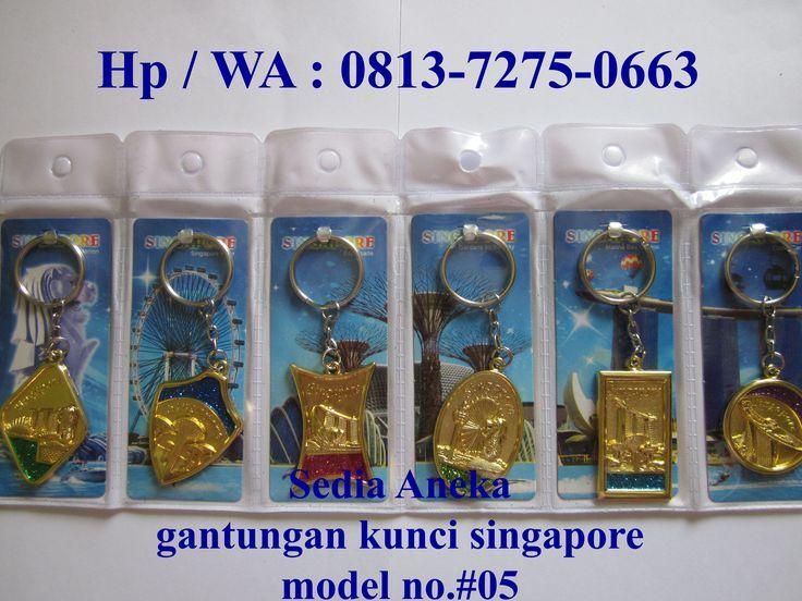 Sedia Aneka Gantungan Kunci Singapore Model #05, berat 110 gr, harga 75rb (isi 6 pcs), (tidak termasuk ongkir),  Berminat Hub : Bpk. Nuswantoro Hp / WA : 0813-7275-0663  Alamat : Taman Raya tahap 3 blok GB no. 14, Batam 29464, Kepulauan Riau  oleh oleh singapore, oleh oleh singapore apa ya, oleh oleh singapore di bandung, oleh oleh singapore di jakarta, oleh oleh singapore murah, oleh oleh singapore online, oleh oleh singapura murah, buah tangan singapura, buah tangan khas singapura,