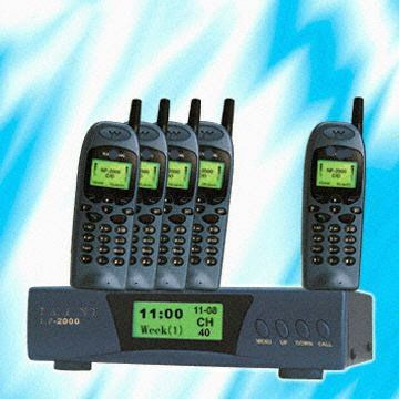 Wireless PBX System Pls contacect us