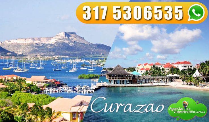 www.AgenciasDeViajesMedellin.com.co, Planes a Curazao desde Medellin todo incluido, hoteles en Curazao, playas en Curazao, tiquetes a Curazao