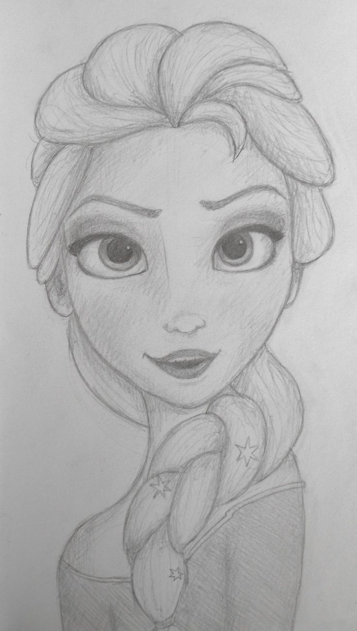 images of elsa from frozen | Frozen Elsa Drawing Elsa- frozen by skippersara