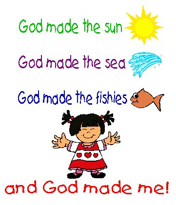 The Good Book Storytime: God Made Me!