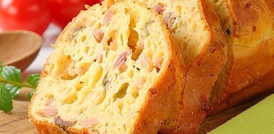 Εύκολη & γρήγορη συνταγή για αλμυρό κέικ! | ediva.gr