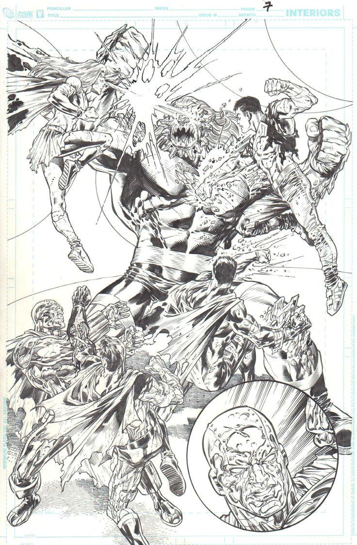 Action Comics 900 / 7 Author: Jesús Merino DC Comics 2011