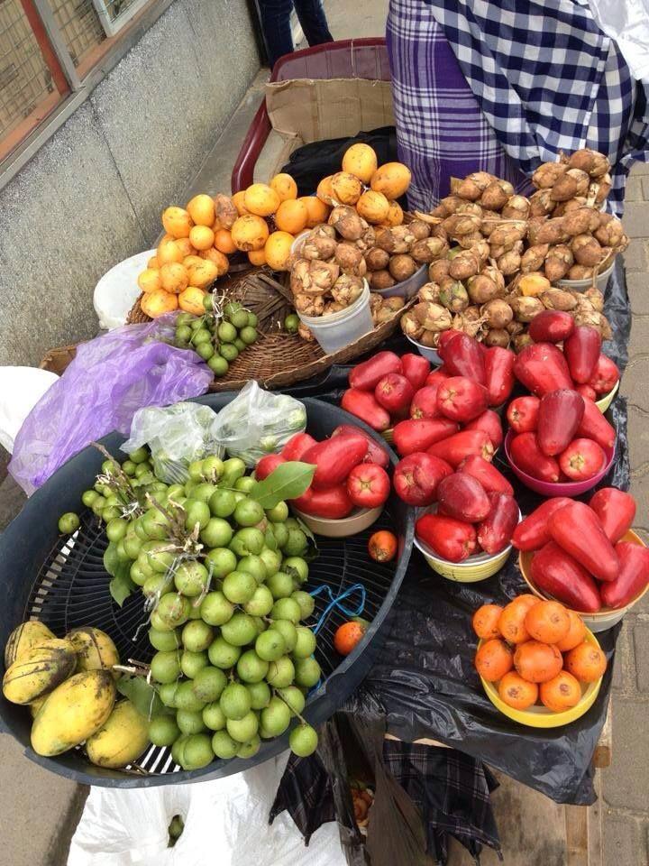 fruit - Suriname - Paramaribo